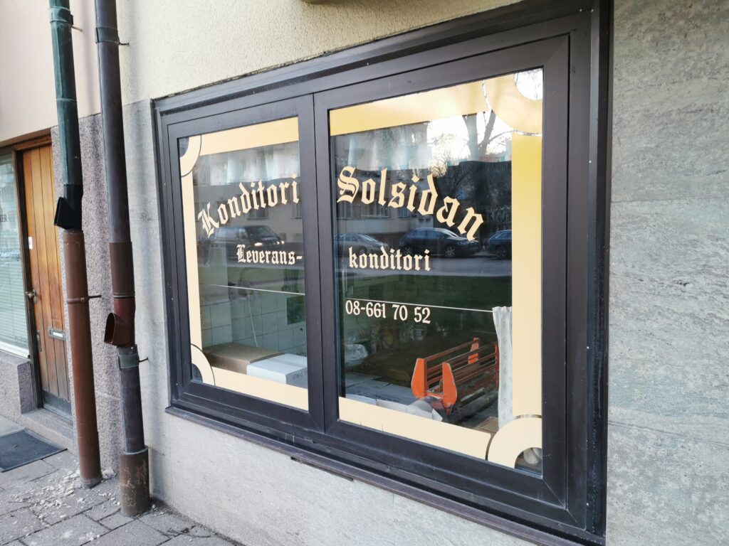 Förnya fönster