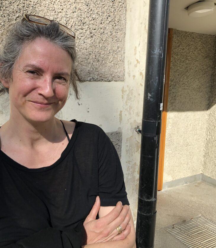 Maria Stambro - boende i Hökarängen