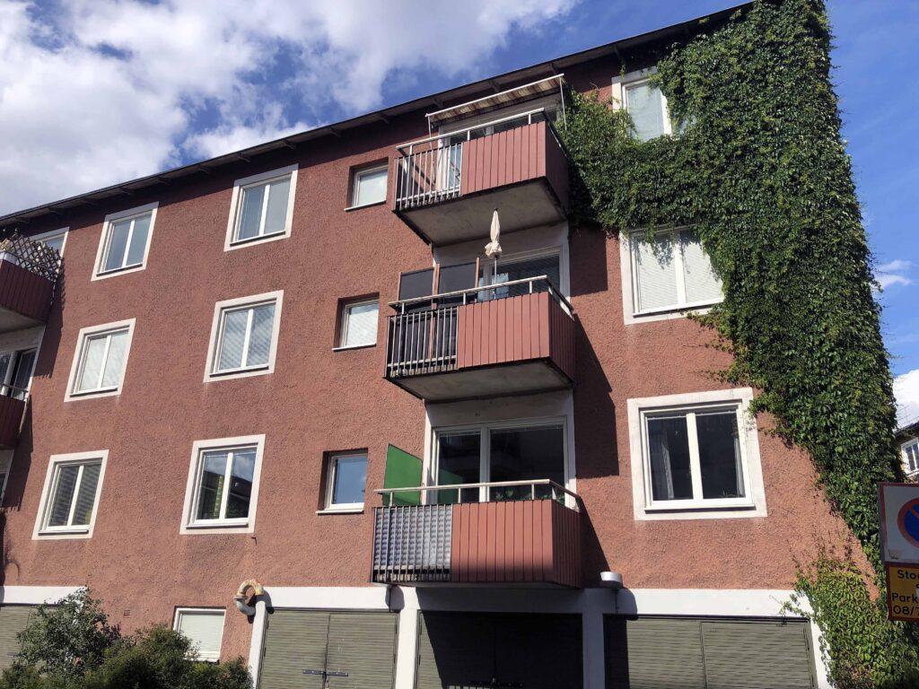 Tävling balkong Renoveringsraseriet
