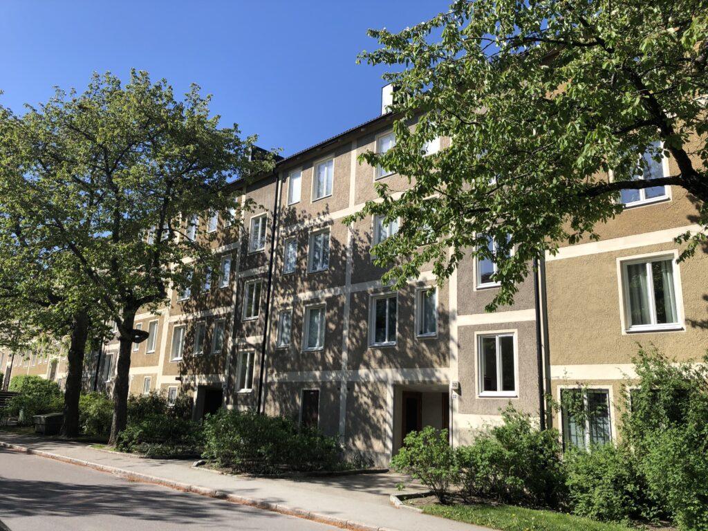 Stockholmshem Hökarängen