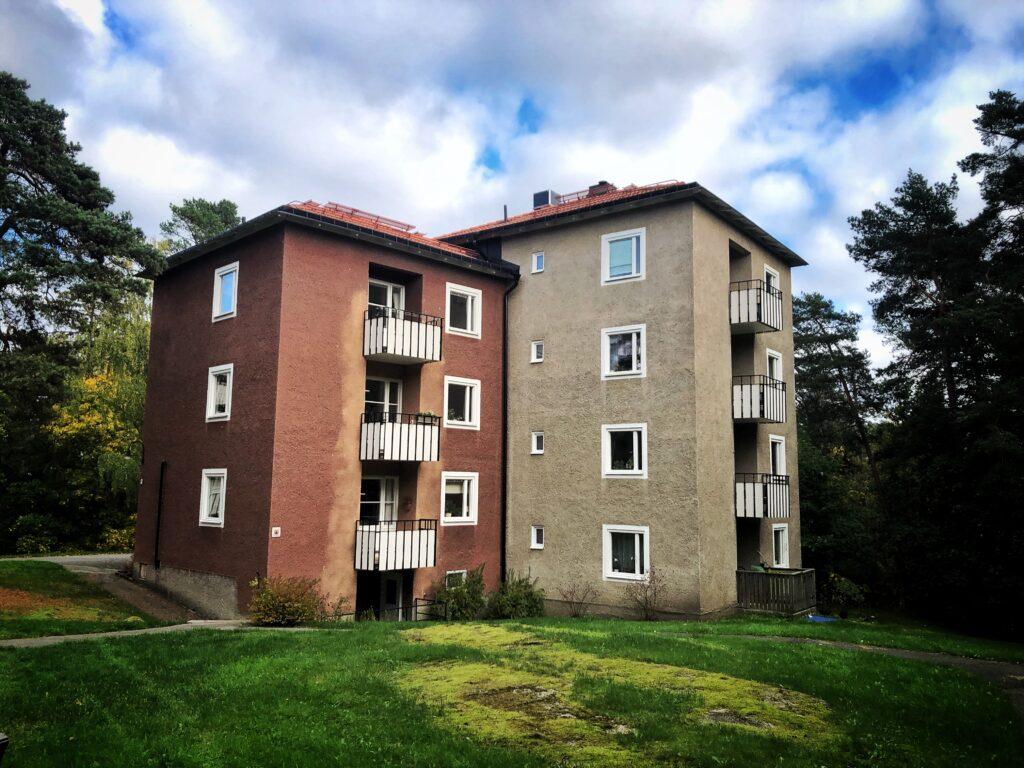 Stockholmshem Blackeberg